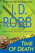 Time of Death (In Death) by Robb, J. D.