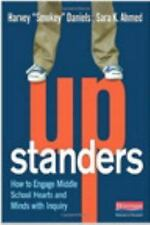 Upstanders : How to Engage Middle School Hearts and Minds with Inquiry by Harvey