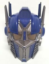 Optimus Prime Transformers Talking Voice Changer Helmet Mask Halloween Costume