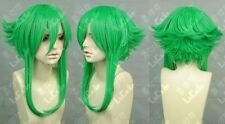 Fashion Animation VOCALOID Gumi Cosplay Long Anti-Alice Grass Green Wig #L1007