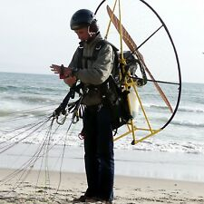 Miniplane PSF Paramotor, featuring the Top 80 engine - Lightest PPG Available!