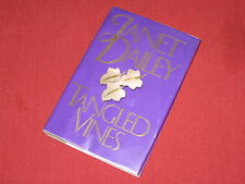Tangled Vines - by Janet Dailey - Hardcover - Like New