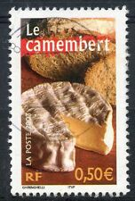 TIMBRE FRANCE OBLITERE N° 3562 LE CAMEMBERT FROMAGE / PHOTO NON CONTRACTUELLE