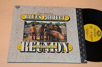 ORIGINAL BLUES PROJECT 2LP 1°ST 1973 REUNION IN CENTRAL PARK TOP EX !!!!!!!!!!