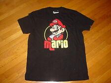 MARIO Bros.  NINTENDO  NEW Tag T-Shirt ..... sz.... LARGE
