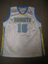 CARMELO ANTHONY 15 Nuggets Basketball Jersey 3X Large 186