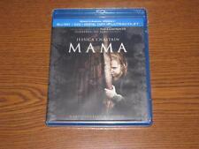 Mama (Blu-ray/DVD, 2013, 2-Disc Set, Includes Digital Copy UltraViolet)