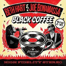 Beth dur & Joe Bonamassa - Black café ( 180g 2LP Vinyle, Gatefold + MP3) 2018