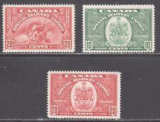 CANADA STAMPS #E6-E8  --  (3) SPECIAL DELIVERY -- 1935  --  UNUSED