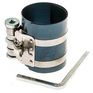 Kolbenringe wechseln Kolbenringspannband 60-160 mm Kolbenringspanner Spannband
