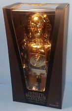 Medicom Kubrick 400% Star Wars C-3PO Vac-Metalized / Chrome Kubrick SEALED