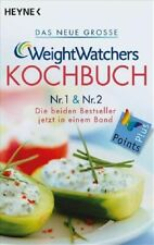 The New Large Weight Watchers Cookbook No. 1 and No. 2: the two best