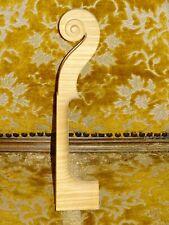 Tonholz, Tonewood, super geflammter Hals für Geige