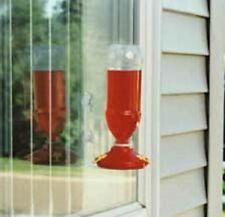 Gadjit WINDOW HUMMINGBIRD FEEDER ATTACHMENTS FOR RECYCLING SODA POP BOTTLE