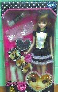 Takara Tomy Jenny Love Girl Fashion Doll Brand New