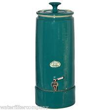 NEW Southern Cross Ultra Slim Water Purifier Filter - Peacock Green 10 litre