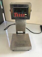 Avery Berkel Stainless Steel Retail Shop Scale  HL275   REF11