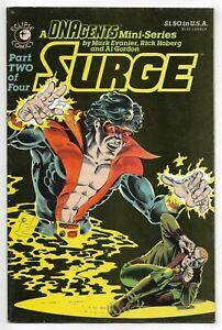 Surge #2 Eclipse 1984 F+