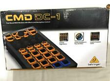 Behringer CMD DC-1 Pad-Based MIDI Module With Effects And Navigation Control