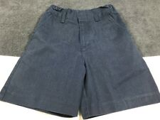 Universal School Uniform Size 4T Boys Navy Blue Shorts