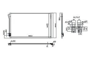 For 2016-2019 Mercedes Metris A//C Evaporator Temperature Sensor Behr 74216BN