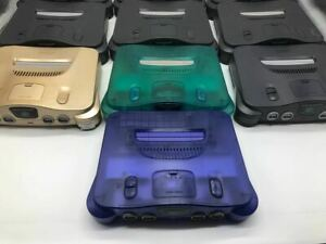 Nintendo 64 N64 Console System Various colors Select type Japanese only