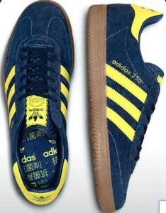 Adidas AS230 - Navy/Yellow - BNIBWT - Size UK11 / US11.5 / EU46
