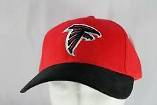 Atlanta Falcons Red/Black NFL  Baseball Cap Adjustable