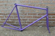 Alien track frame surly pista cinelli fixed gear messenger commuter NJS velodrom