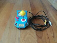 Namco Jakks Pacific Ms. Pac Man Galaga Plug and Play 5 in 1 Electronic Tv Game
