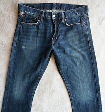 BNWT POLO Ralph Lauren Varick Slim Straight White Jeans W36 L32 Designer Gift