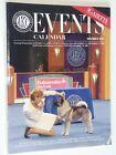 AKC Events Calendar Magazine Eukanuba Championship w/ Akita Cover Dec 2004