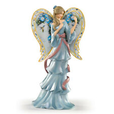 Angel of Angelic Elegance - Lena Liu Angel Figurine - Bradford Exchange