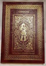 Shakespeare CYMBELINE Easton Press Leather illust Yngve Berg 1992