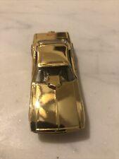 "Vintage 1969 Series HOT WHEELS MATTEL ""SNAKE"" GOLD (RARE CAR) manufacture flaw"