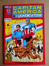 Capitan America & I Vendicatori  n°9 1990 Marvel Italia Star Comics  [G406]