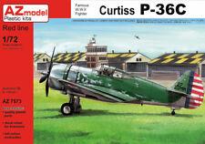 AZ Models 1/72 Curtiss P-36C # 7573