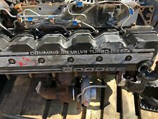 Dodge Ram Cummins 5.9l Turbo Diesel Engine Vin 6 530402014B
