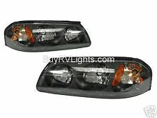 DAMON ESCAPER 2004 2005 HEADLIGHTS HEAD LIGHTS FRONT LAMPS RV MOTORHOME NEW PAIR