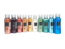 Set SAHARA Pigmenti Pearlin 10 COLORI PER BIJOUX e FAI DA TE X RESINA EPOSSIDICA