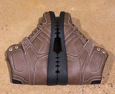 Osiris DCN Boot Size 14 US Brown Black NYC 83 BMX DC Skate Shoes Sneakers