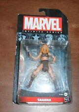 Marvel Serie infinite SHANNA B1864-da collezione giocattolo ACTION FIGURE-NUOVA