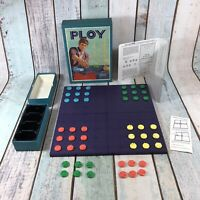 Ploy 'chess' - aka Imperium - strategy chess variant Vintage 1970s Complete