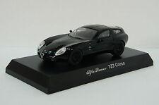 KYOSHO ~ Alfa Romeo TZ3 Corsa (Black)  ~ 1/64 Scale Minicar Collection 4