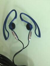 Sony MDR-J10 ultra light sport headphones Over the Ear Non-Slip Design Blue