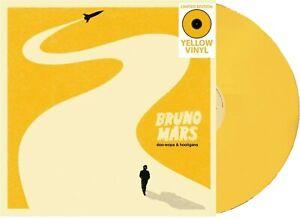 BRUNO MRS LP Doo-Wops & Hooligans YELLOW VINYL Limited Edition 10th Anniversary