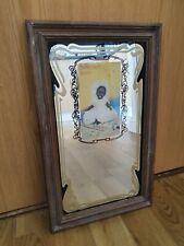 More details for sunlight soap advertising mirror vintage