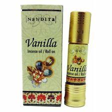 Nandita Vanilla Perfume Oil - Premium Body Fragrance Oil