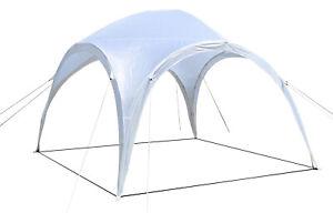 Event-Pavillon Shelter 3,2 x 3,2 m - Das Party-Zelt für Festival, Camping Garten