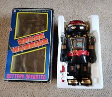 Vtg Rare Space Warrior Robot Cheng Ching Toys 1985 80s Collectable